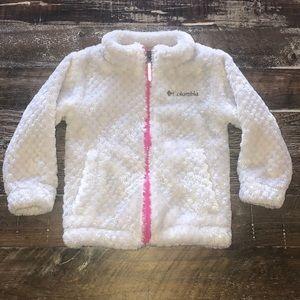 EUC Toddler Columbia Fleece